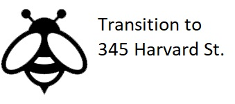 Transition to 345 Harvard Street