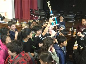Math League Victory