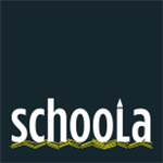 Schoola collects clothing and resells it, donating a portion of sales to participating schools.