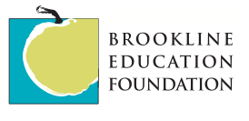Image result for brookline education foundation