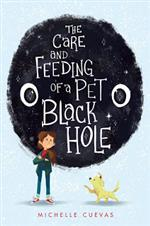 care and feeding of a black hole book cover