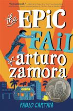 epic fail of Arturo Zamora book cover