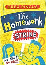 homework strike book cover