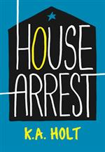 house arrest book cover