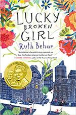 lucky broken girl book cover