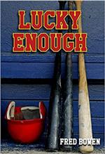 lucky enough book cover