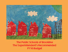 Superintendent's FY2016 Recommended Budget