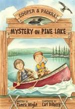 Mystery at Pine Lake cover