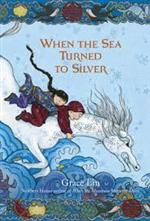 When the Sea Turned to Silver book cover