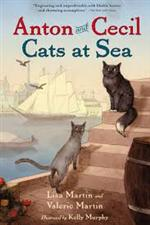 Anton and Cecil Cats at Sea cover